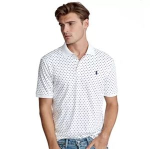 Polo Ralph Lauren Diamond Classic Fit Polo Shirt